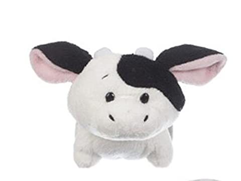 Li'l Dimples Small Adorable Cow Plush Toy - By Ganz (4in) by Ganz