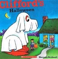 Clifford's Halloween (Clifford the Big Red Dog) (Dog Big Clifford Red Halloween)