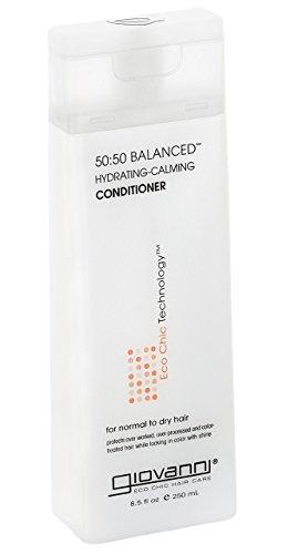 Giovanni 50 50 Balanced Hydrating-Calming Conditioner, 227 ml -