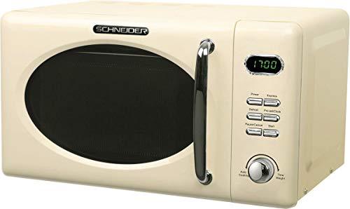 Schneider MW720 SC Mikrowelle, creme