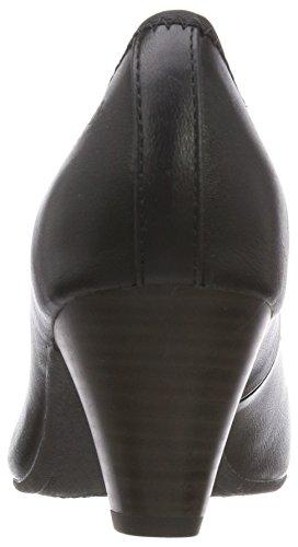 s.Oliver Damen 22415 Pumps Schwarz (Black)