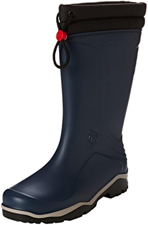Dunlop K454061 - Botas de Goma Forradas, Unisex
