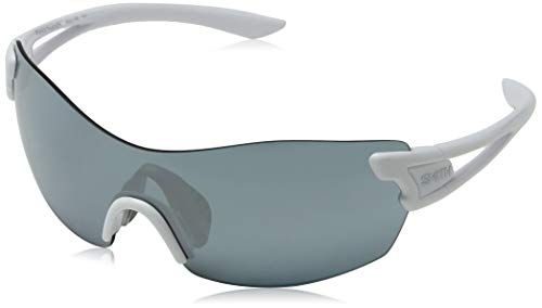 Max mara mm needle i p1 uju 49 occhiali da sole, bianco (white gold/grey), donna