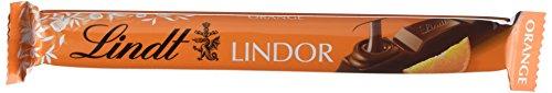 Lindt Lindor Stick, Orange-Milch,Milch-Schokolade, 24er Pack (24 x 38 g)