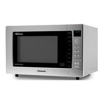 Panasonic NN-CT878SBPQ 32 Litre 1000 watt Combination Microwave Oven, Stainless Steel