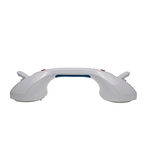 Duschgriff Handgriff, Starker Saugnapf-Griff-Badezimmer-Support für behinderte und ältere Menschen, ohne Weiß zu Bohren Pool-Handläufe