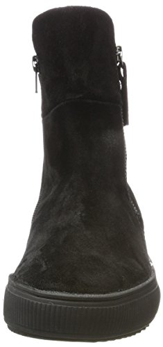 Gabor Damen Comfort Basic Stiefel Schwarz (87 schwarz (Mel.))