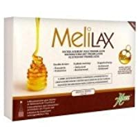 Aboca Melilax 6 Micro Enemas for Adults and Teenagers by Aboca