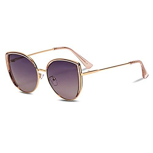FYrainbow Polarisierte Sonnenbrille, strahlensichere UV-Sonnenbrille eignen Sich am besten zum Angeln Golf-Outdoor-Reisemöglichkeiten UV400,B