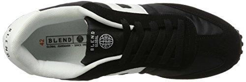 Blend 20701579, chaussons d'intérieur homme Schwarz (Black)