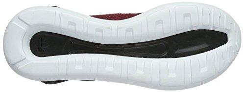 adidas Tubular Runner Weave, Scarpe da Corsa Uomo Bordeaux