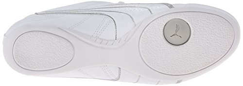 Puma Soleil V2 Comfort Fun, Sneaker donna White/Puma Silver