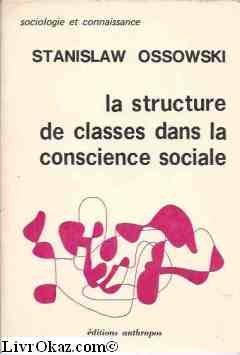 Structure de classe dans la conscience sociale