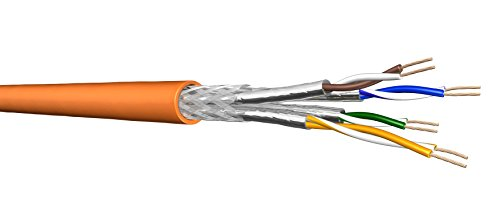 Buy Draka 95416-GB 500m Network Cable 4x2xAWG23/1 Solid Shielded CAT7 Online