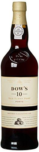Dow's Port 10 Year Old Tawny (1 x 0.75 l)
