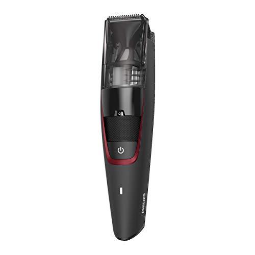 Philips Serie 7000 BT7500/15 - Recortador de Barba, Sistema de Aspiración, Ajuste Fino cada 0.5 mm para el Es
