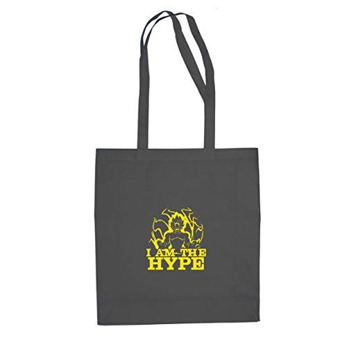 DBZ: I am the Hype - Stofftasche/Beutel, Farbe: - Saiyajin Kostüm Xenoverse