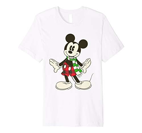 Disney Vintage Mickey Mouse Holiday T-Shirt -