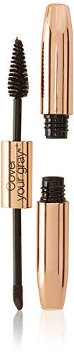 Cover Your Gray Mascara per capelli impermeabile 2 1 colore castano scuro colore del rivestimento oro rosa