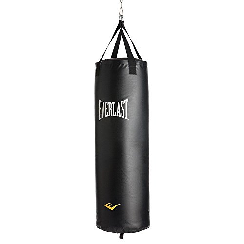Everlast Nevatear - Saco de boxeo, color negro