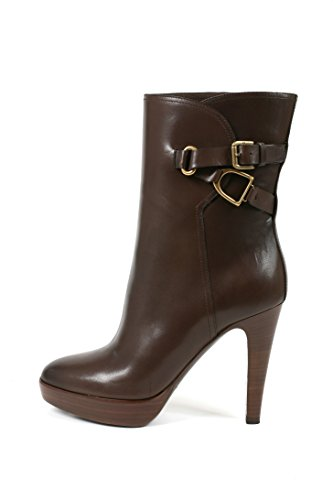 Ralph Lauren Stivaletti Nolene Brown (39 IT Donna, marrone)
