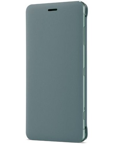 Image of Sony STYLE COVER STAND (XPERIA XZ2 COMPACT GREEN), 1312-4416 (XZ2 COMPACT GREEN))