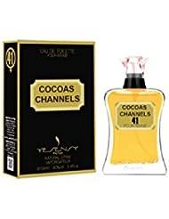 Cocoas Channels - Parfum Femme generique / Inspiré par le prestigieux parfum de luxe / Eau De Toilette 100ml -...