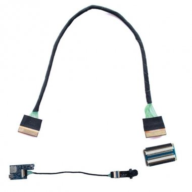 Preisvergleich Produktbild 20cm 26PIN Objektiv-Verlängerungskabel für 1080P HD Mobius ActionCam