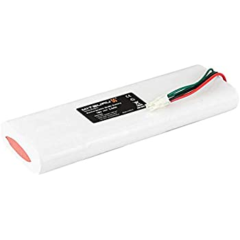 Batterie 18 V 3300 mAh Ni-MH pour HUSQVARNA Automower 210 C 210ac 220ac 230acx