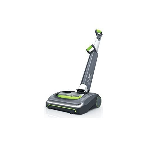 31JwQwihI6L. SS500  - Gtech Mk2 AirRam Cordless Upright Vacuum Cleaner, 22 V, Grey