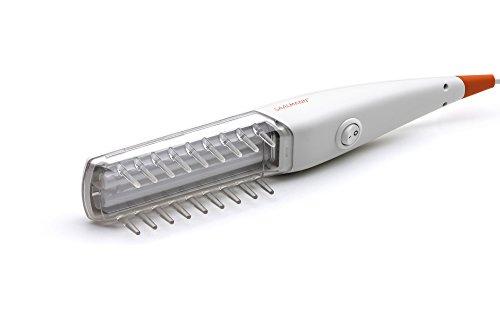 Saalux® UV-Lichtkamm (UV-B) – inkl. Schutzbrille und Timer, UV Kamm - 2