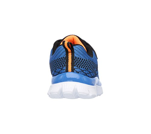 Calzature sportive bambino, colore Blu , marca SKECHERS, modello Calzature Sportive Bambino SKECHERS 95097N MINI BLAST Blu Blu