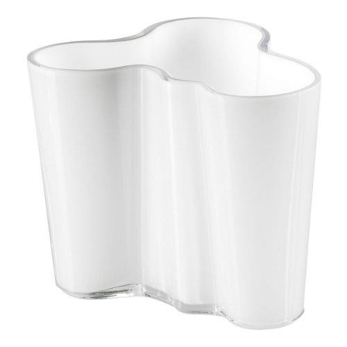 Iittala 000440 Aalto Vase 95 mm, opal