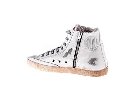 Scarpa Golden Goose Francy Crema