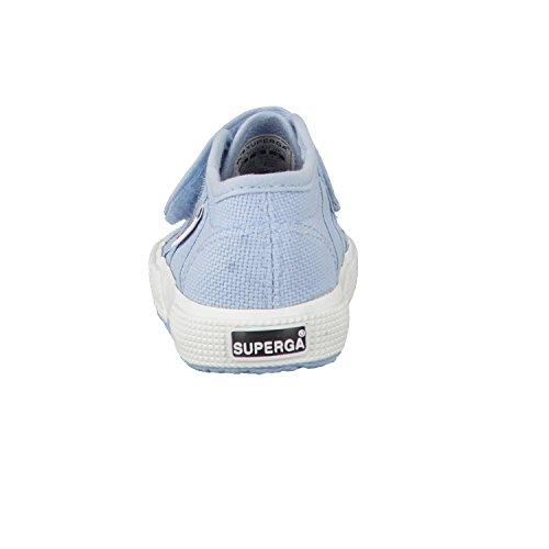 Superga 2750 Bvel, Sneakers Basses Mixte Enfant Lt Marine