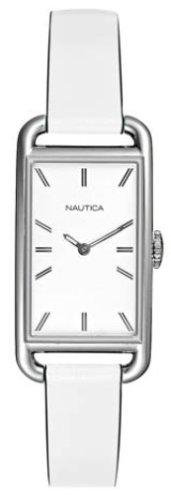 Nautica - A07581 - Montre Femme - Quartz - Bracelet Cuir