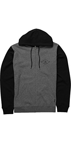 2016 Billabong Watermark Zip Hoody BRICK Z1ZH09 Sizes- - Medium