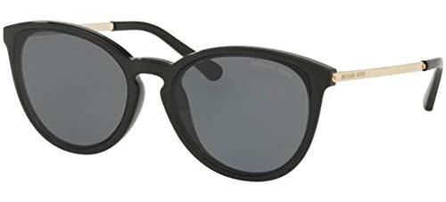 Michael Kors 333281 Gafas de Sol, Black, 56 para Mujer