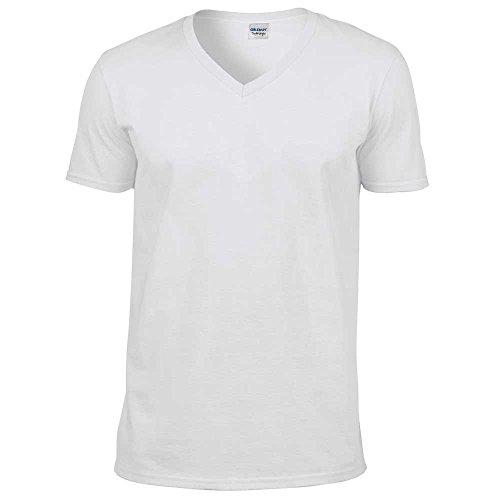gildan-mens-short-sleeve-softstyle-v-neck-cotton-t-shirt