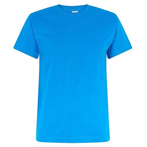 Logostar Logostar - Basic T-Shirt - Übergrößen bis 15XL / Atoll, S