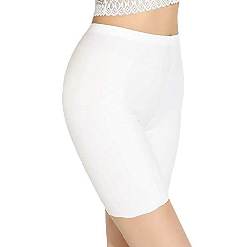 Timitai 3 Pack Damen Unterwäsche Ice Bottom Pants DREI Paar Plain Underwear Komfortable Sicherheitshose