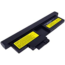 PowerSmart 14,40 V 4000 mAh batería de repuesto para LENOVO THINKPAD X200T, ThinkPad X200 Tablet 2263, ThinkPad X200 Tablet 2266, ThinkPad X200 Tablet 4184, ThinkPad X200 Tablet 7448, ThinkPad X200 Tablet 7449, ThinkPad X200 Tablet 7450, ThinkPad X200 Tablet 7453, ThinkPad X200 Tablet, Thinkpad X201t, ThinkPad X201 Tablet