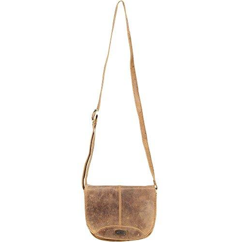 Harold's Antik Sacoche bandoulière cuir 21 cm natur
