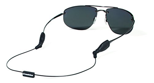 Croakies System Eyewear Retainer, Herren Unisex, schwarz