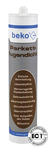 BEKO 22305 Parkettfugendicht 310 ml EICHE-DUNKEL