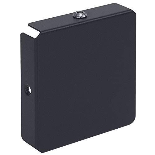 MOCAVI Vers 5 Verschluss Zeitungsfach Regenschutz-Abdeckung einseitig für Box 500 oder Box 510 anthrazit-grau ral 7016