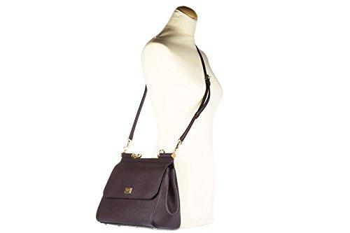 BB6235A10018M073 Dolce&Gabbana Sac à main Femme Cuir Violet Violet