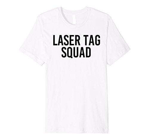 Laser Tag Squad Shirt Funny Geburtstag Party Spiel Geschenkidee