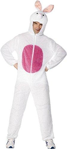 SMIFFYS Smiffy's Costume Coniglio per adulti