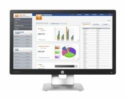 HP M1N98AA#ABU EliteDisplay E232 - LED monitor - 23
